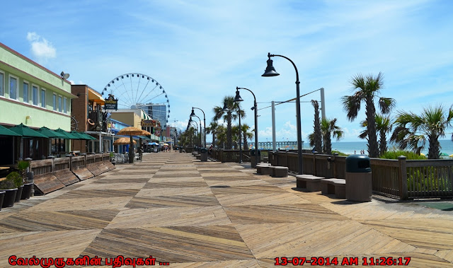 Myrtle Beach  Boardwalk Shops