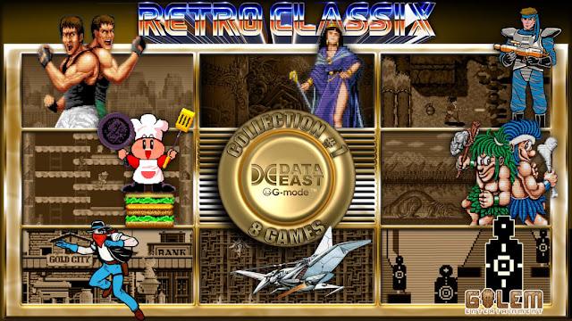 Retro Classix Collection