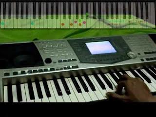 Cara Mudah Mempelajari Akord Dasar Bermain Keyboard Secara Otodidak