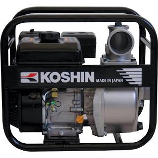 Máy bơm xăng Koshin SEV-80X