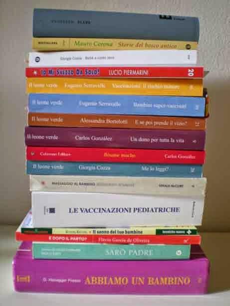 Scoprire montessori libri da leggere in gravidanza for Libri da leggere