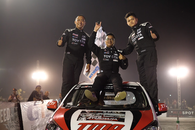 2019 Champion TTI Team