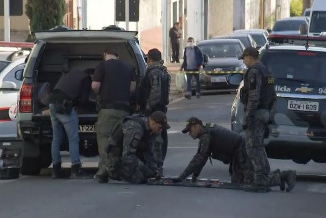 Polícia investiga elo entre ataques em Botucatu com ações financiadas pelo PCC