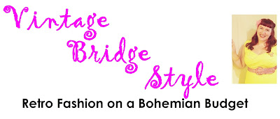 Vintage Bridget Style: Retro Fashion on a Bohemian Budget
