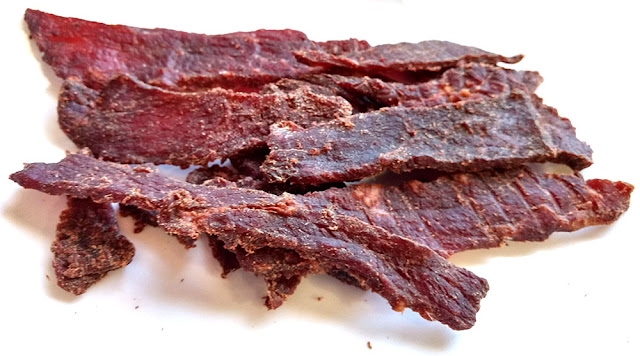 ginger beef jerky