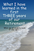 What you have to know before retiring, the day to day things