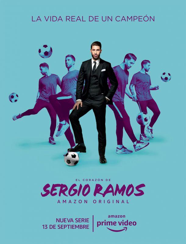 El Corazón de Sergio Ramos – Saison 1 [Streaming] [Telechargement]