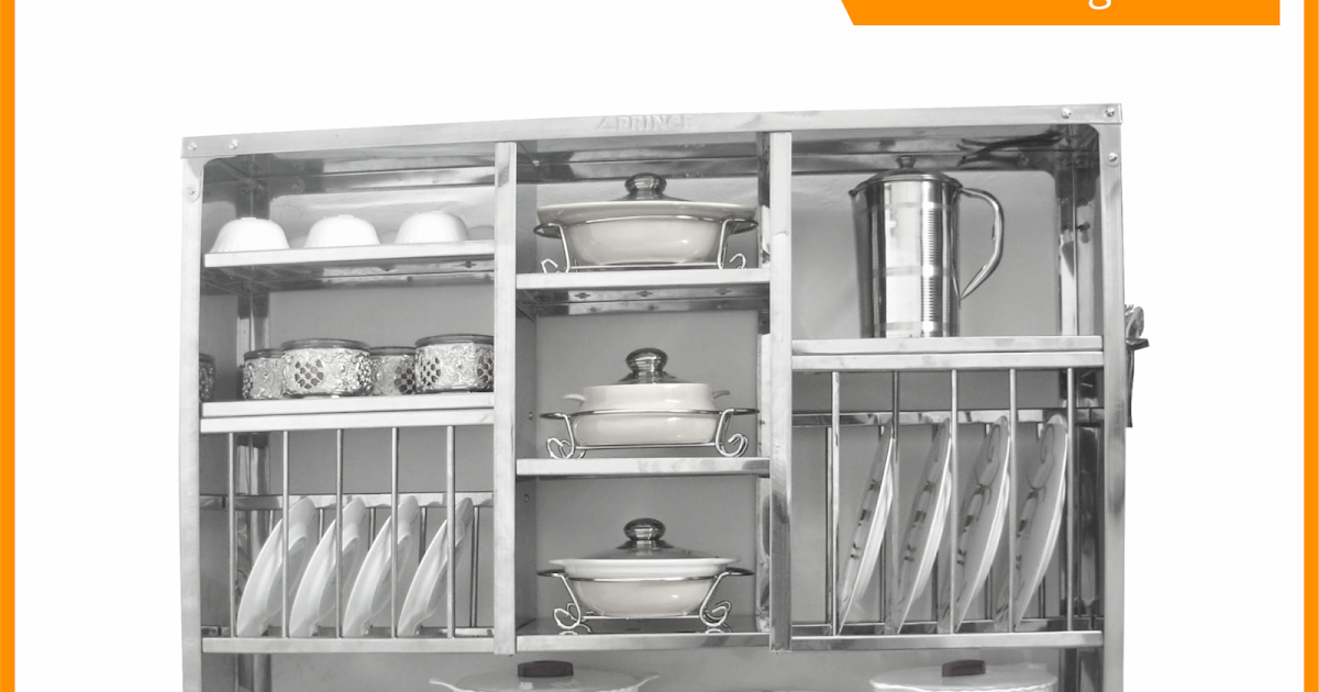 Jual Rak Piring Kitchen Set