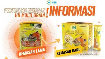 hh multi grain kemasan baru
