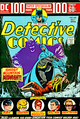 Detective Comics #440, Ghost Mountain Midnight