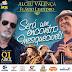 Show de Alceu Valença e Flávio Leandro dia 1º de abril no Iate Clube em Petrolina, PE