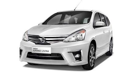 Nissan Grand Livina Exterior
