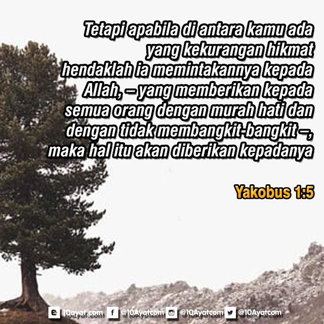 Yakobus 1:5