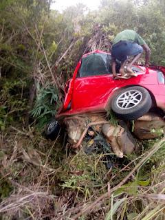 Motorista morre ao perder controle do carro em Batalha/PI