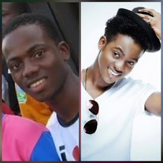 Nigerian celebrities throwback korede bello