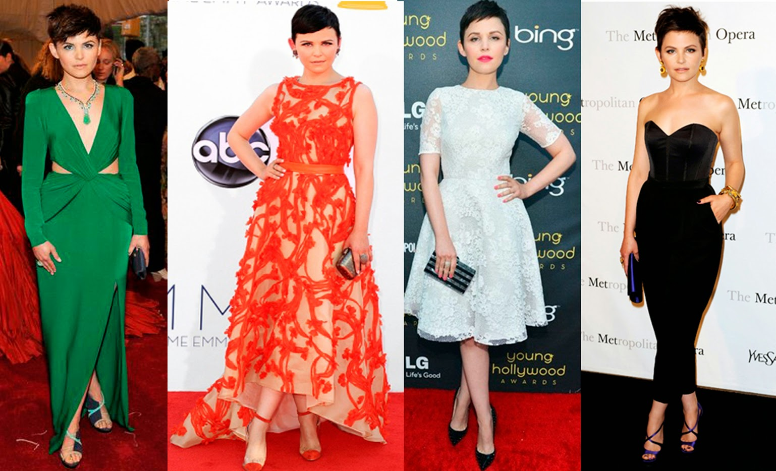 Ginnifer Goodwin, Branca de Neve, Once Upon a Time, série, seriado