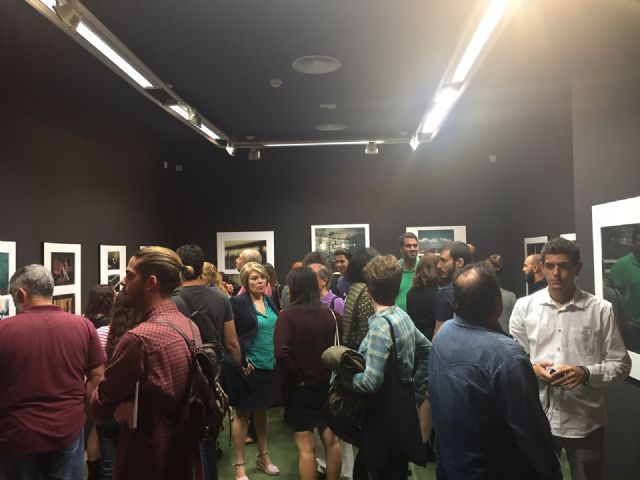 inauguración, exposición, fotografía, Murcia, premio, LAB, CreaMurcia