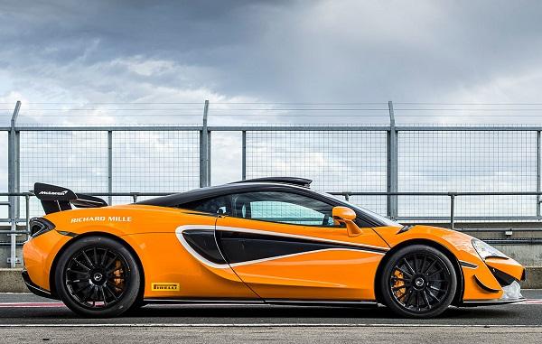 McLaren 620R Pack R