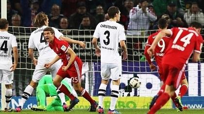 Assistir Bayern de Munique x Mainz ao vivo grátis em HD 22/04/2017