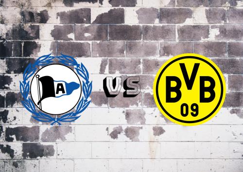 Arminia Bielefeld vs Borussia Dortmund  Resumen y Partido Completo