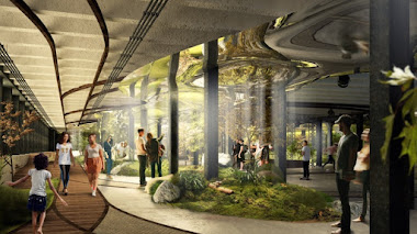 Será el primer parque subterráneo y está cada vez más cerca: Lowline de Nueva York