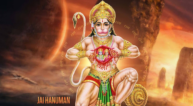 Lord Hanuman Story And Hanuman Chalisa Benefits