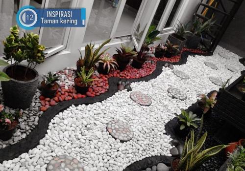 batu alam untuk taman kering