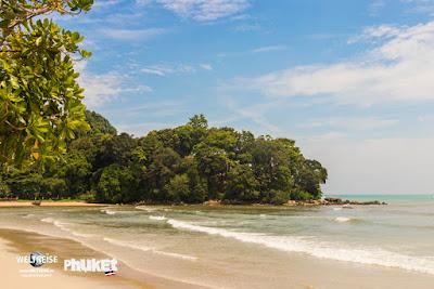 Patong Beach in Phuket, Thailand.