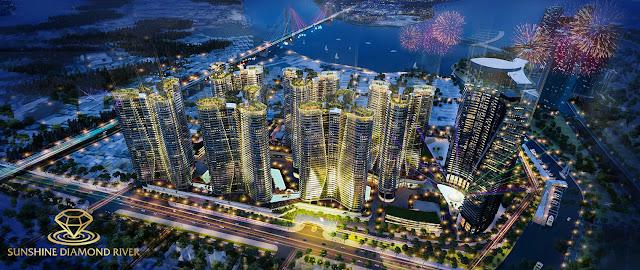 Mở bán dự án chung cư Sunshine Diamond River quận 7 Sài Gòn