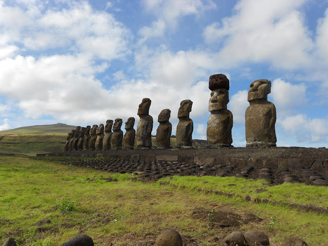 Ancient Easter Island communities offer insights for successful life in isolation
