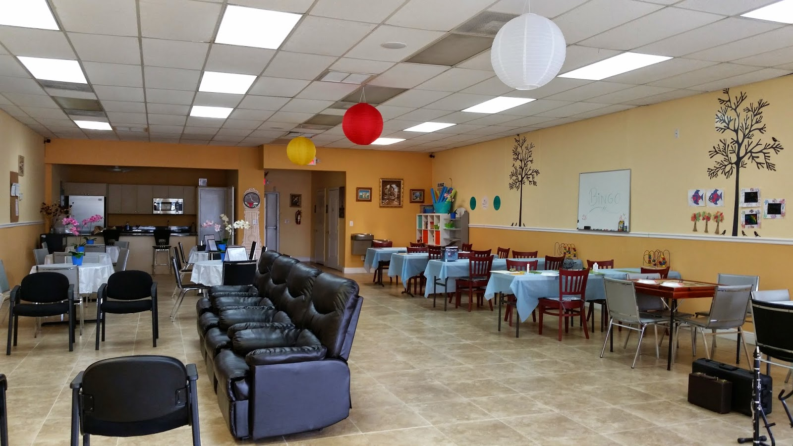 Vasquez Doubles Design Silver Tunes For Golden Memories Vivir La Vida Adult Day Care