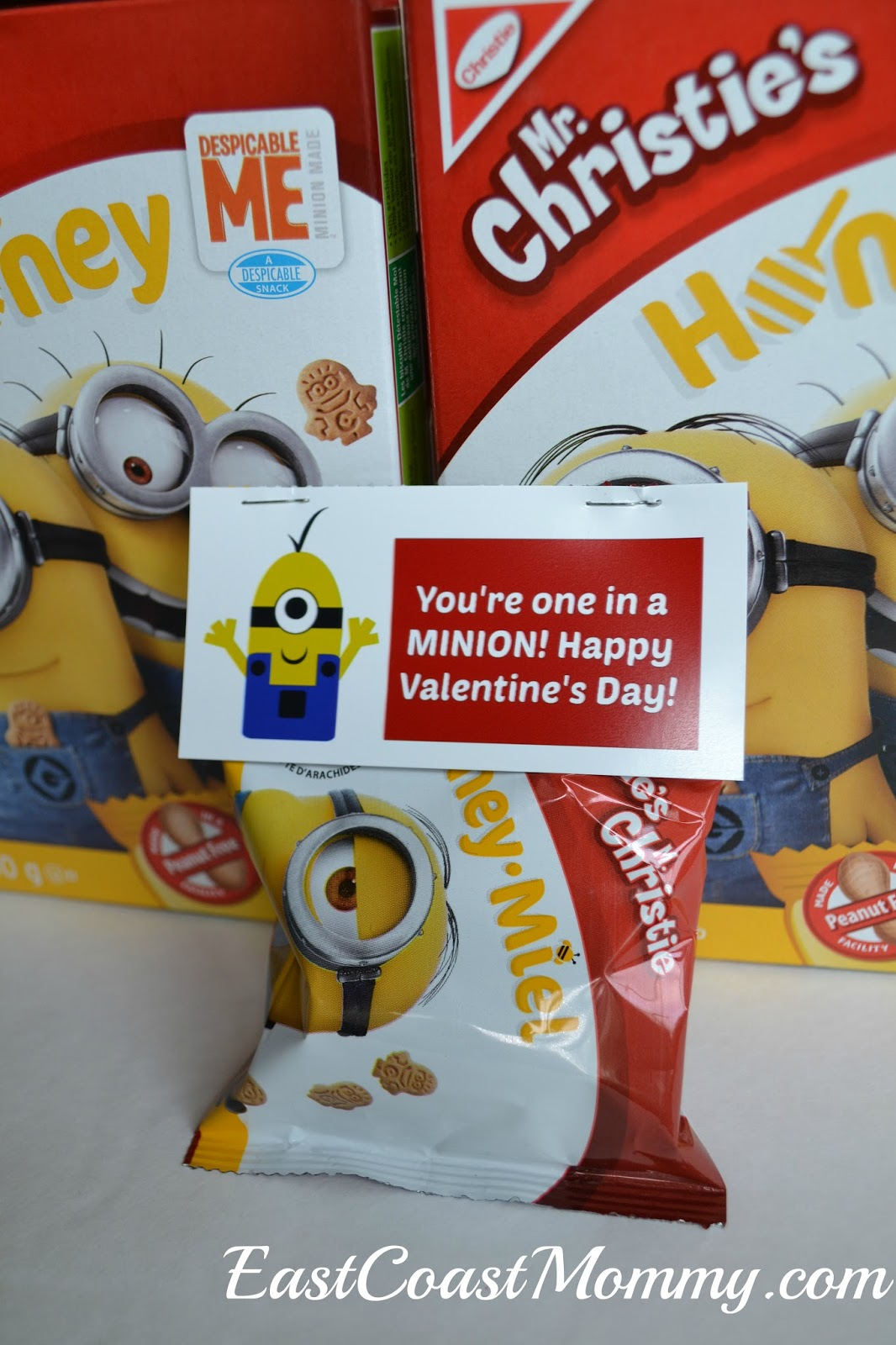 ... I Adore These Adorable Minion Valentines! These Free, Printable Tags I  Designed Can Be Used With Any Minion Treat Or Trinket, But I Attached The  Tags To ...