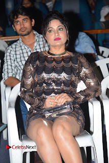 Actress Madhavi Latha Pictures in Short Dress at On Mona Birthday Premiere 0052