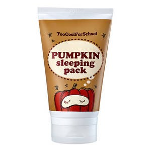 pumpkin sleeping pack too cool for school