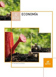 Libro Economía 4º ESO Editex