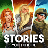 Stories: Your Choice Unlimited (Key - Diamond) MOD APK