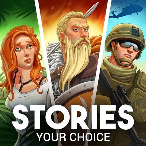 Stories: Your Choice - VER. 0.941 Unlimited (Key - Diamond) MOD APK