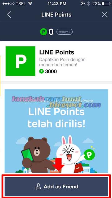 cara mendapatkan koin line gratis