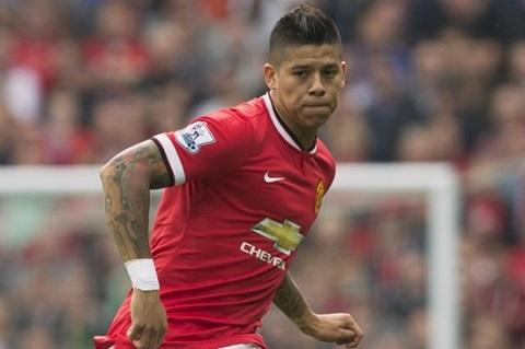 Quỷ đỏ đã có thêm cầu thủ người Argentina Marcos Rojo