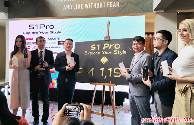 Vivo S1 Pro in Malaysia, Features, Specifications, and Price, Vivo S1 Pro, Vivo Malaysia, Vivo Smartphone