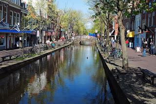 canaux de Delft