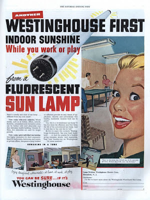 Westinghouse First Indoor Sunshine