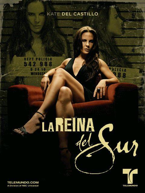 La reina del sur [Temporada 2] [2012] [DVDR] [NTSC] [Latino] [7 DISC]