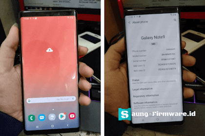 Remove FRP Samsung Note 9 N960F Without PC Android 9.1 Latest Security