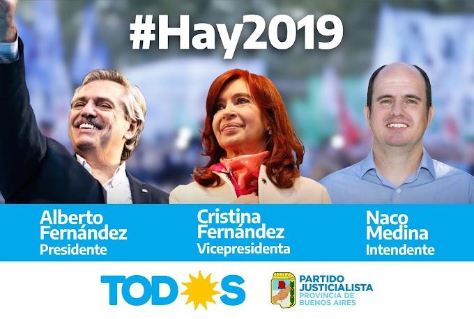 Afiche #Hay2019 para Naco Medina