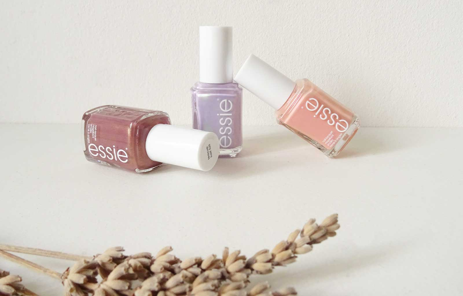 collection printemps 2019 Essie vernis