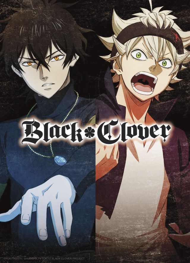 black clover english dubbed casts revealed