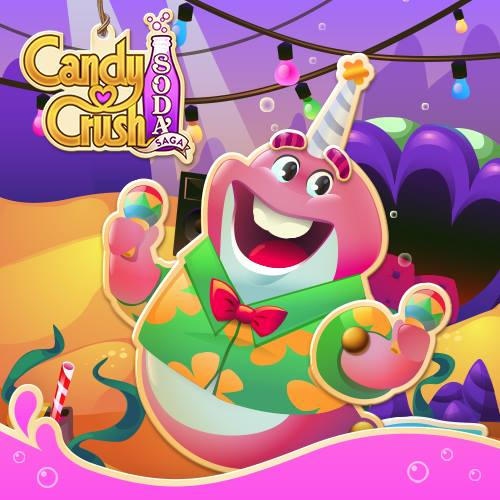 Candy Crush Soda Saga 1076-1090