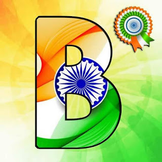 15th August special Tiranga ABCD