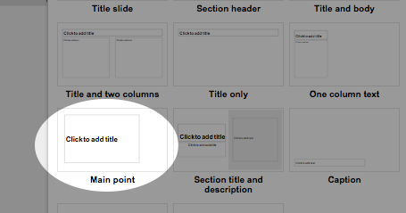 Formatting text with the Google Slides API